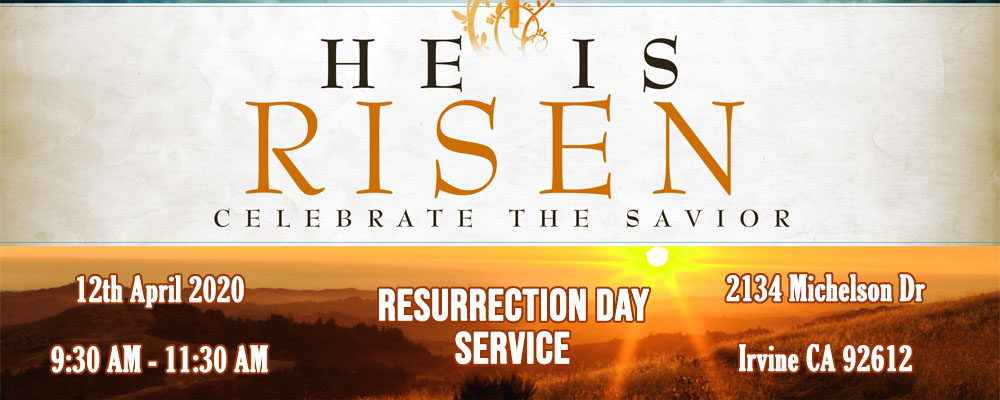 Resurrection Day Service